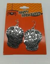 Skeleton Halloween Earings - $5.94