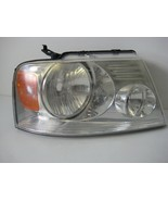 2006 Ford F150 Passenger RH Halogen Headlight OEM 4408ZH1640D  - $39.15