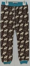 Mudpie Two Piece Lounge Set Size 4 T Moose Print 1012160 image 3