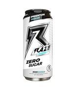 Repp Sports Raze Energy Rapid Hydration Zero Sugar 6-16oz Cans (Phantom ... - $16.82