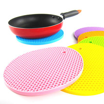 Silicone Cushion Resistant Heat Mat Coaster Cup... - $3.15
