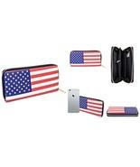 ALFA WALLET AMERICAN FLAG - $10.00