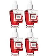4 Bath & Body Works Mango Mai Tai Wallflower Fragrance Refill Bulb - $27.95