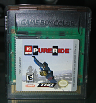 Nintendo GAME BOY COLOR - MTV Sports PURE RIDE (Game Only) - $8.00