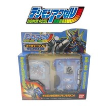 Bandai Digimon Accel Nature Genome Neptunemon Digivice V-Pet Digital Monster  - $78.21