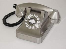 US Basic Nostalgic Classic Phone Metal image 2
