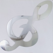 Music Note Clef Cutouts Plastic Shapes Confetti Die Cut FREE SHIPPING - £5.56 GBP