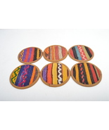 kilim coaster,coaster set,coasters,coaster, (4.5) inch,handmade coaster ... - $29.00