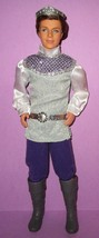 Barbie 2005 Rapunzel's Wedding Prince Stefan Retired Mold Doll for OOAK ... - $26.00
