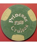 $25 Casino Chip. Princess Cruise Line. G79. - $5.95