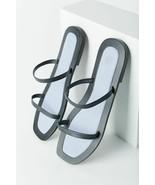 NEW Urban Outfitters UO Lenny Easy Slide Sandal Black sz 8 - $20.79