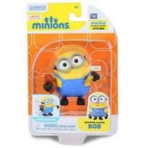 Minions Bopping Along Bob Wind Up Figure NIB by Thinkway Toys - $16.33