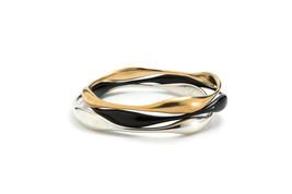 Sterling silver cuff bracelet,Minimalist jewelry,Stylish jewelry, Fashion jewels - $95.00+