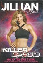 Jillian Michaels: Killer Cardio (DVD, 2017, Region 1) Usually ships in 1... - $9.40