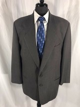 Giorgio Armani Men's Brown Wool Blazer Jacket Sport Coat 42R - $80.00