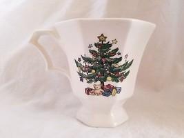 Christmastime Nikko Cup Mug Japan Christmas Tree Presents - $8.58