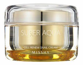 MISSHA Super Aqua Cell Renew Snail Cream. Skin Treatment - $34.29
