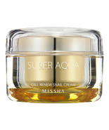 MISSHA Super Aqua Cell Renew Snail Cream. Skin Treatment - $34.29