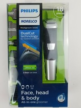Philips Norelco MG5750/49 Multigroom All-In-One Trimmer Series 5000 With... - $34.65