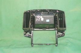05-06 Nissan Altima Radio Dash Bezel w/ Heater AC Vents Glove Box Storage BLACK image 7
