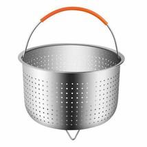 The Original Sturdy Steamer Basket for 6 Quart Instant Pot Pressure Cook... - $19.19