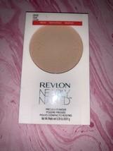 Revlon Nearly Naked Pressed Powder, 010 Fair NEW - $10.88