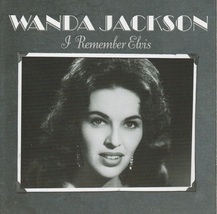 Wanda Jackson I Remember Elvis CD - signed - $49.99