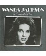 Wanda Jackson I Remember Elvis CD - signed - $49.99