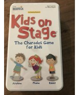 Briarpatch Kids on Stage Charades Game in a Tin - Ages 3+ | 2+ players S... - $12.86