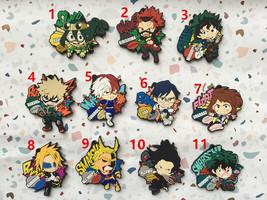 My Hero Academia Boku no Hero Akademia Keychain Rubber Strap Ichiban Kuji Bakugo - $4.64+