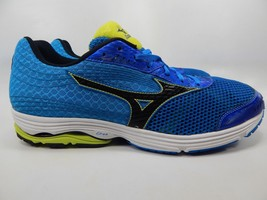 Mizuno Wave Sayonara 3 Size US 14 M (D) EU 48.5 Men's Running Shoes Blue Green
