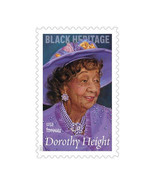 2017 49c Dorothy Height Civil Rights Leader Tho... - $1.38