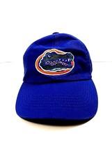 Florida Gators Football Baseball Adjustable Cap Blue/ Orange 100% Cotton... - $9.89