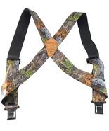 New Perry Mens Elastic Hook End Camouflage uBEE Outback Suspenders (Reg ... - $24.95