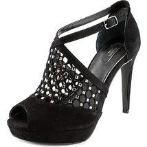 Alfani Caelen Women US 10 Black Platform Heel - $97.51
