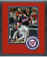 Adam Eaton 2 Run Single Game 7 of the 2019 World Series-11x14 Framed Photo - $42.95