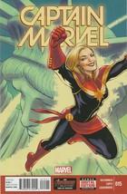 Captain Marvel #15 NM- 2015 Marvel Comics 1st print Carol Danvers DeConnick - $2.76