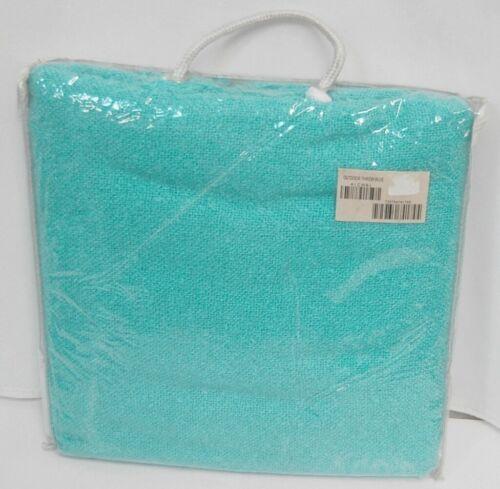 Manual AICWBL Indoor Outdoor Acrylic Throw Blanket Color Aqua Green