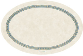 Hoffmaster 327129 Straight Edge Small Oval Wastebasket Liner, 9' Length ... - $89.43