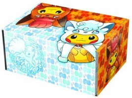 Pokemon Japanese Alolan Ninetales Vulpix Pikachu Cosplay Collection Box Sealed image 2