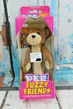 New Pez Fuzzy Friends Buddy Bear Dispenser New in Box NOS - $6.92
