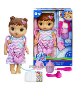 Year 2016 Baby Alive Series 12 Inch Doll Set - Hispanic BETTER NOW BAILEY - $54.99