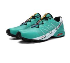Men's Salomon Speed Cross 5 Outdoor Running Sport Shoe Eur 40-46 FREE SHIP WORLD - $109.00