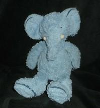 """13 """" Jellychat Bébé Bleu Éléphant Foncé Bandes Doux Animal en Peluche Jouet - $26.20"""