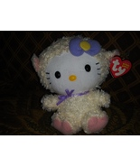 Ty Beanie Baby ~ HELLO KITTY (EASTER LAMB Outfit)(7 Inch)  - $17.99