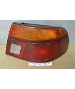 1993-1996 Ford Escort Hatchback Right Pass Genuine OEM tail light 46 4F4 - $19.79