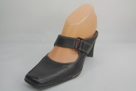 A2 By Aerosoles Two Beauty Brown Leather Upper Slip On Heels Size 6B - $48.27