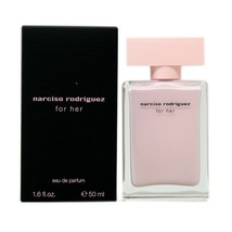 NARCISO RODRIGUEZ FOR HER EAU DE PARFUM SPRAY 50 ML/1.6 FL.OZ. NIB - $58.91