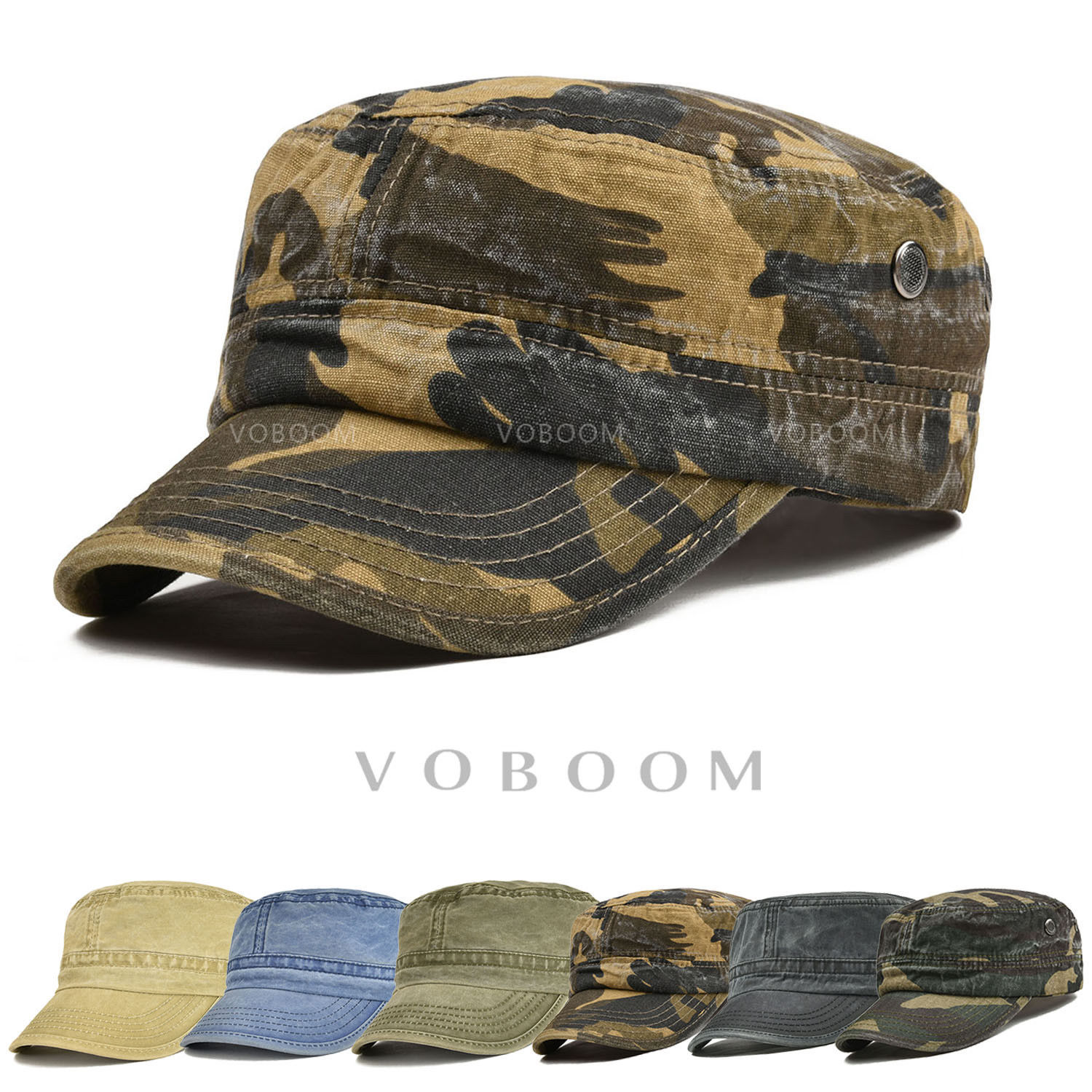 33a82f6579a Camo Cotton Men