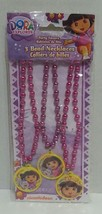 DORA AND BOOTS BEADED NECKLACES (3) ~ Birthday Party Supplies Favors Jew... - $2.88